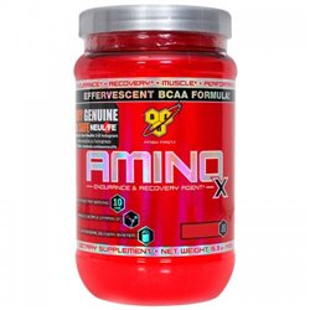Аминокислота BSN Amino X 435г гр- strawberry dragonfruit