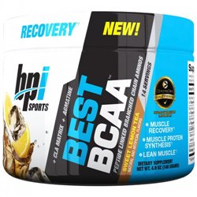 Аминокислота BPI BEST BCAA 300 гр - sweet lemon tea