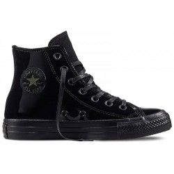 Кеды Converse CT HI BLACK/BLACK/WHITE