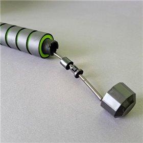 Баскетбольная передвижная стойка Net Playz YOUTH BASKETBALL HOOP от 165 см до 205 см