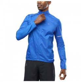 Куртка Salomon AGILE WIND JKT M Nautical Blue SS19