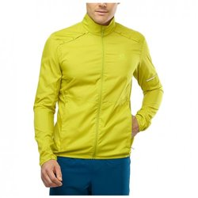 Куртка Salomon AGILE WIND JKT M Citronelle SS19