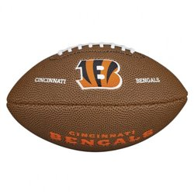 Мяч для американского футбола Wilson NFL MINI TEAM LOGO FB CN SS18