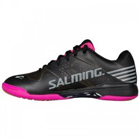 Кроссовки для волейбола Salming Viper 5 Women Black/Pink