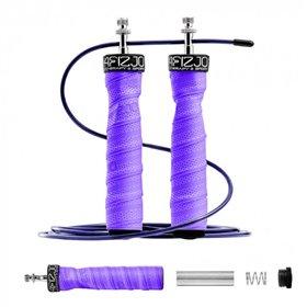 Кроссовки для волейбола Salming Kobra 2 Women Blue/Pink