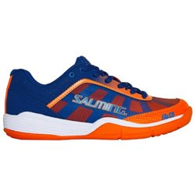 Кроссовки для волейбола Salming Falco Kid Blue/Orange