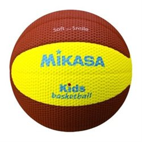 Мяч баскетбольный Mikasa SB512-YBR