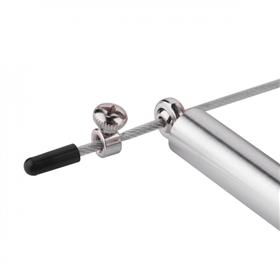 Мяч баскетбольный Nike DOMINATE 8P BLACK/WHITE/WHITE/UNIVERSITY RED 07
