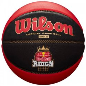 Мяч баскетбольный Wilson RED BULL REPLICA BBALL BK/RED SZ7 SS19