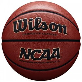 Мяч баскетбольный Wilson NCAA PERFORMANCE EDITION BBALL BROWN SZ7 SS19