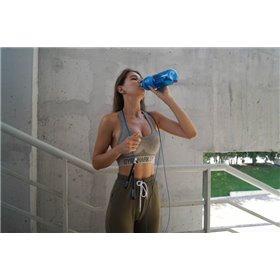 Мяч футбольный Wilson COPIA II WH/BLSZ5 SS18
