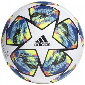 Мяч футбольный Adidas FINALE OMB WHITE|BRCY