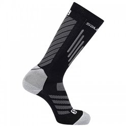 Носки Salomon COMPRESSION DX+SX BLACK SS19