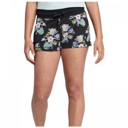 Шорты Converse ESSENTIALS LTWGHT PALM PRINT SHORT BLK