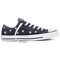 Кеды Converse CTAS OX NAVY/FRESH YELLOW/WHITE