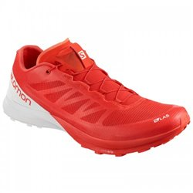 Кроссовки для бега Salomon S/LAB SENSE 7 Racing Red/White/Wh SS19