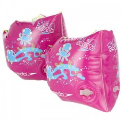 Нарукавники Speedo SEA SQUAD ARMBAND JU PINK Sale