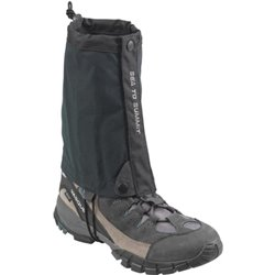 Гетры Sea To Summit 2020-21 Spinifex Ankle Gaiters - Nylon Black