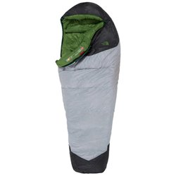 Спальник The North Face 2020-21 Kazoo Long High Rise Grey/Adder Green
