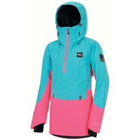 Куртка сноубордическая Picture Organic 2020-21 Tanya Light blue/ Pink