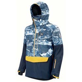 Куртка сноубордическая Picture Organic 2020-21 Anton Imaginary World