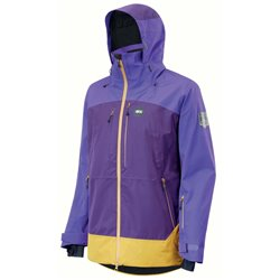 Куртка сноубордическая Picture Organic 2020-21 Track Dark Purple