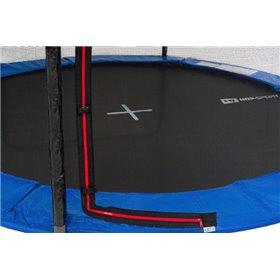 Очки солнцезащитные Julbo 2020-21 Line Dark Blue/Blue