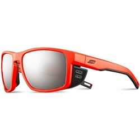 Очки солнцезащитные Julbo 2020-21 Shield Orange Neon