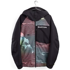 Куртка сноубордическая BURTON 2020-21 Gore-Tex Radial Insulated Instigator/True Black