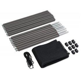 Горнолыжные ботинки SALOMON 2020-21 MTN EXPLORE W Wh/SCUBA BLUE