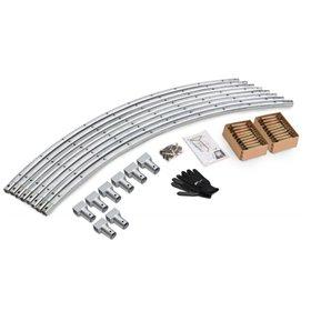 Куртка для активного отдыха Karri Traa 2020-21 Eva Hybrid Black
