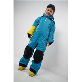 Комбинезон сноубордический COOL ZONE 2020-21 Kit лазурный