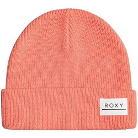 Шапка Roxy 2020-21 Harper beanie  hdwr Fusion coral