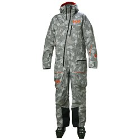 Комбинезон горнолыжный HELLY HANSEN 2019-20 Ullr Powder Gray