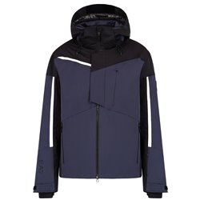 Куртка горнолыжная EA7 Emporio Armani 2020-21 SKI M JKT 5 Lapis blue