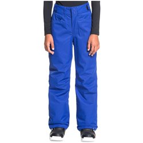 Брюки сноубордические Roxy 2020-21 Backyardgirl Mazarine blue