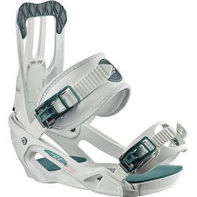 Сноуборд крепления SALOMON 2020-21 Spell White