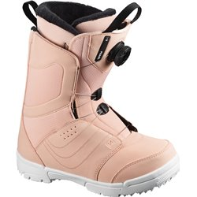Ботинки для сноуборда SALOMON 2020-21 Pearl Boa Tropical Peach