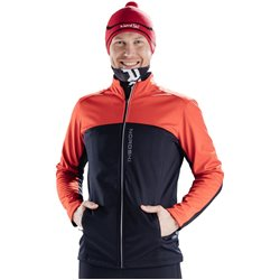 Куртка беговая Nordski 2020-21 Nordski Activе Red/Black