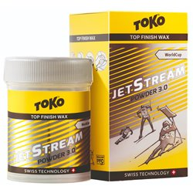 Порошок TOKO 2020-21 JetStream Powder 3.0 Yellow Yellow