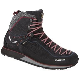 Ботинки Salewa Mountain Trainer 2 Winter Gore-Tex® Women's Asphalt/Tawny Port