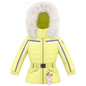 Куртка горнолыжная Poivre Blanc 2020-21 W20-1002-BBGL/B Aurora yellow