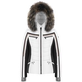 Куртка горнолыжная Poivre Blanc 2020-21 W20-1002-WO/B Multico white