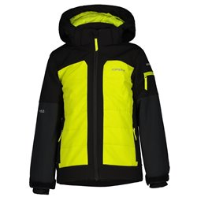 Куртка горнолыжная Icepeak 2020-21 Levant Jr Black