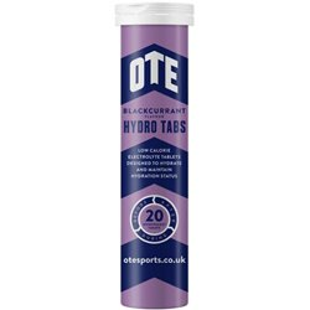 Напиток OTE 2020-21 Изотоник в растворимых таблетках, 20 x 4g, вкус Черная Смородина