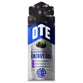 Гель OTE 2020-21 Углеводный энергетический, 56 g., вкус Черная Смородина