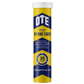 Напиток OTE 2020-21 Изотоник в растворимых таблетках, 20 x 4g, вкус Лимон