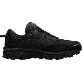 Беговые кроссовки для XC Asics Gel-FujiTrabuco 8 G-Tx Black/Black