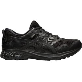 Беговые кроссовки для XC Asics Gel-Sonoma 5 G-Tx 2020-21 Black/Black