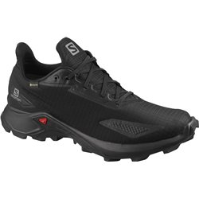Беговые кроссовки для XC SALOMON Alphacross Blast GTX Black/Black/Black